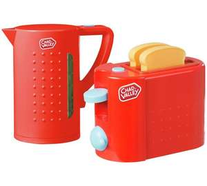 Chad Valley Toaster and Kettle Set @ Argos C&C £4.99