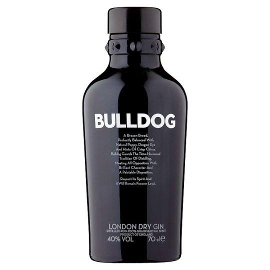 Bulldog gin 70cl £16 at Tesco