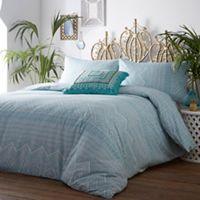Debenhams Home Collection - Multicoloured 'Samuel' bedding set = Double £16.50