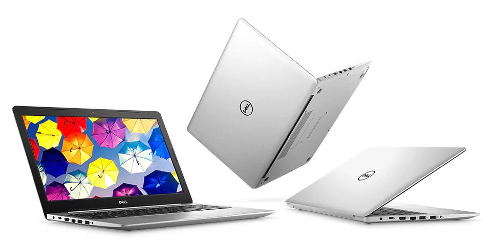 Refurbished Dell Inspiron 5570 - Core™ i7-8550U (Quad Core), Win Pro 10, 16 GB RAM, 2TB +256 GB SSD, DVD Drive, AMD Radeon - Dell outlet