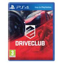 Driveclub PS4 £3.74 pre-owned @ GAME