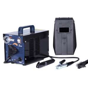 FERM Arc Welder 100A kit. 3 year warranty at mamomano for £55.54 delivered