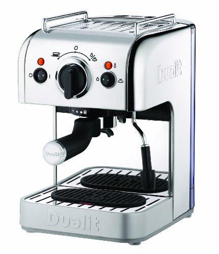 Dualit 84440 3-in-1 Coffee Machine, Silver £99.97 @ Amazon