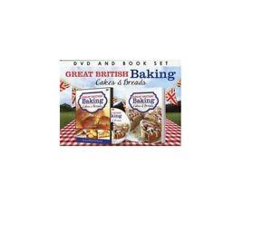 Great British Baking DVD & Book Set £5.99 delivered @ eBay / Argos