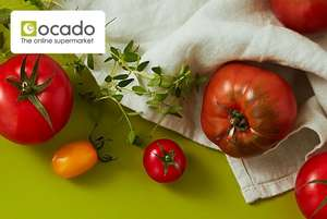 £55 for £80 Grocery Spend at Ocado & Free Deliveries for a Year via Wowcher (new customers only)