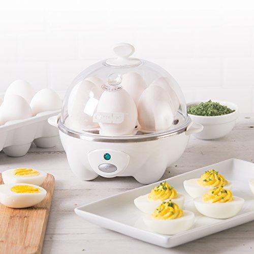 Dash Rapid Egg Cooker, White £5.32 prime / £9.81 non prime @ Amazon