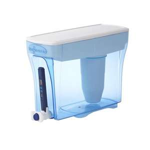 Zerowater 23 cup water filter dispenser £35.99 @ Ocado