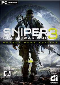 Sniper Ghost Warrior 3 Season Pass Edition PC £5.99 @ CD KEYS