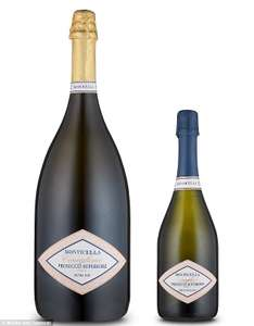 3 litres Monticella DOCG Prosecco Jeroboam was £50 now £33.33 at M&S