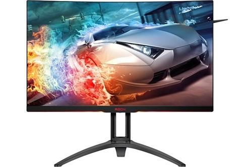 "AOC AGON AG322QC4 31.5"" QHD FreeSync 144Hz Curved Gaming Monitor PRE-ORDER £400.81 @ BOX.CO.UK"