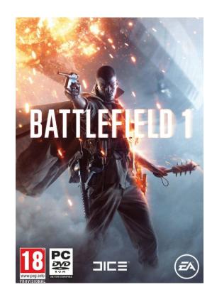 Battlefield 1 PC - £7.99 @ CDKeys