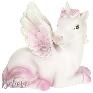Unicorn Night Light Superbright 4 hr time function only £4.99 In Store @ Homebargains