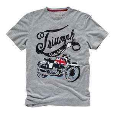 Triumph t-shirts £2.50 / £7 delivered @ Triumph outlet