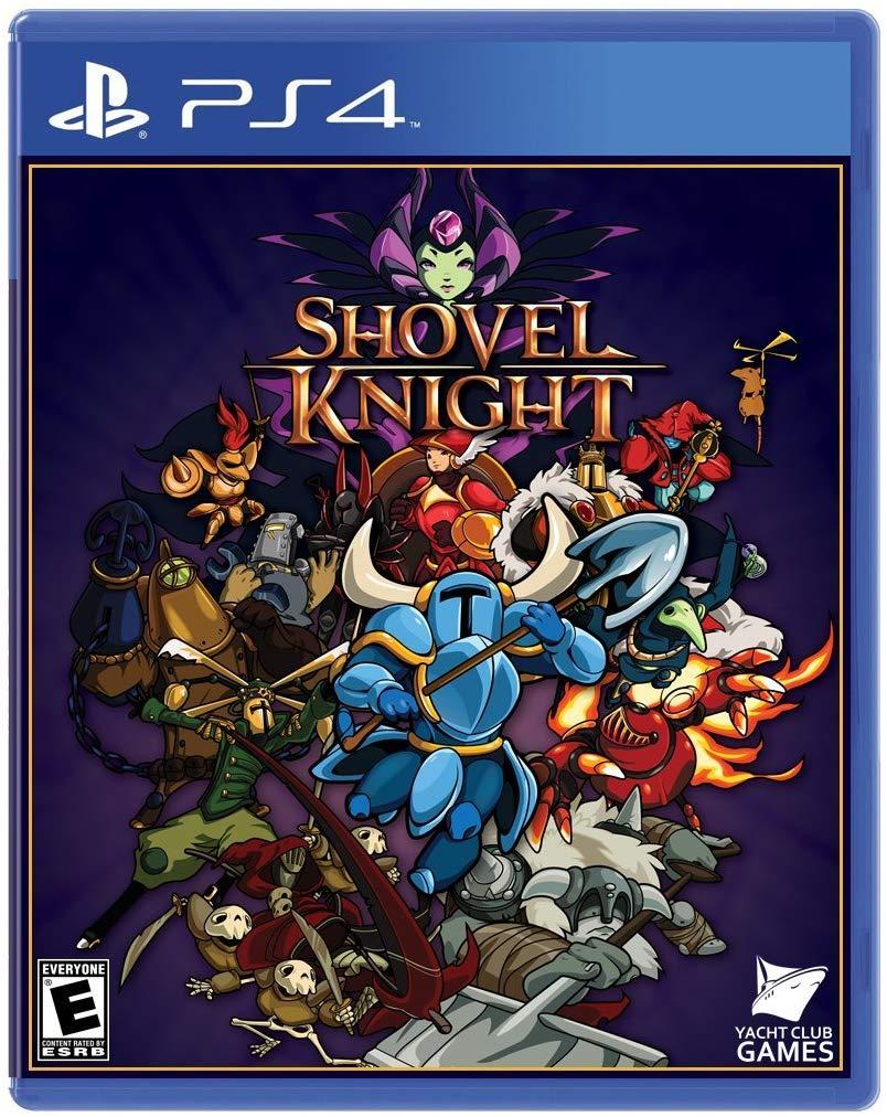 Shovel Knight: Treasure Trove (PS4) £11.50 - CeX (inc. postage)
