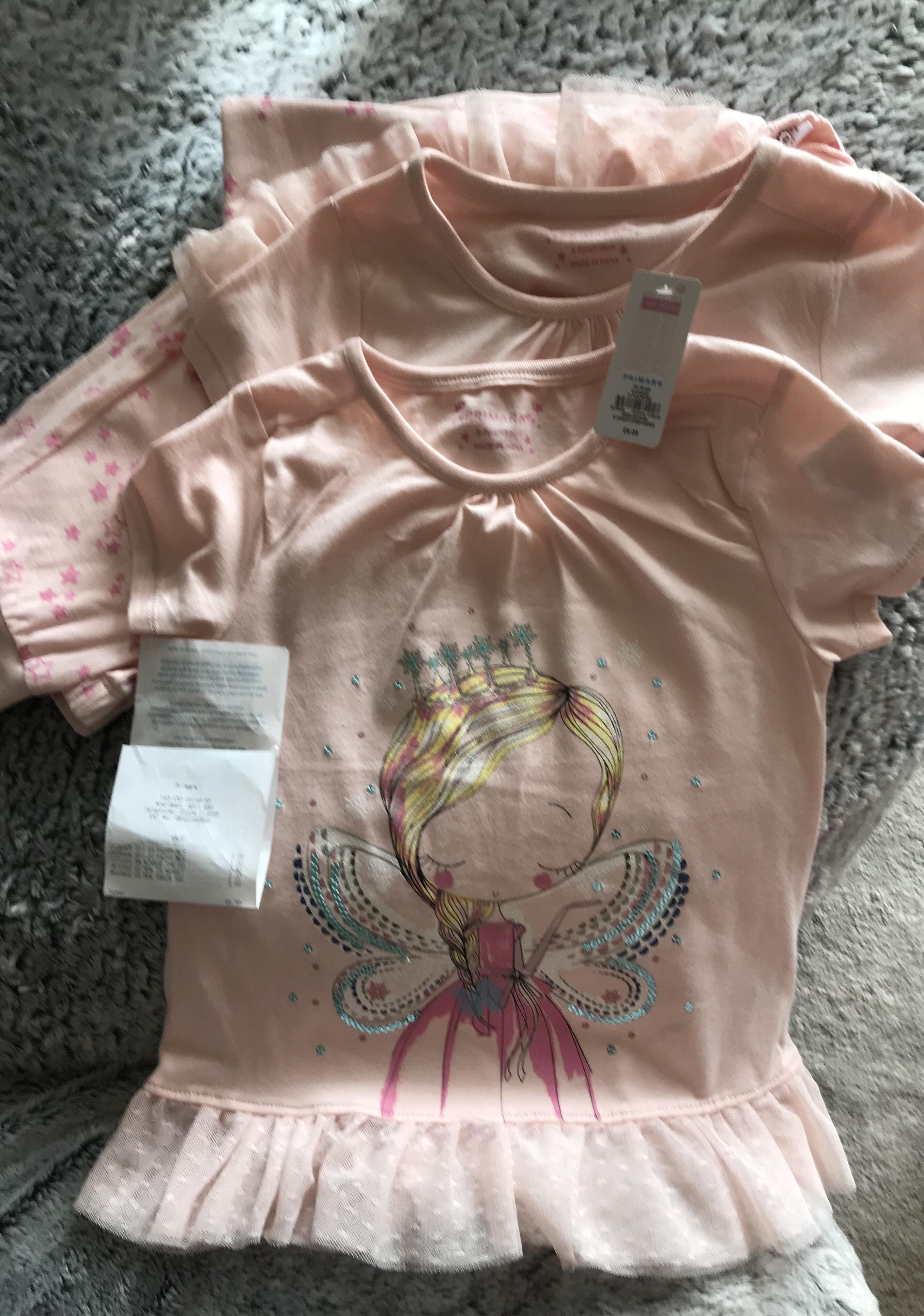 Primark girls pyjamas, £1 from £6 in store Aberdeen
