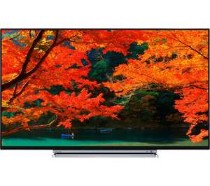 "TOSHIBA 43"" Smart 4K Ultra HD LED TV £249 @ Currys"