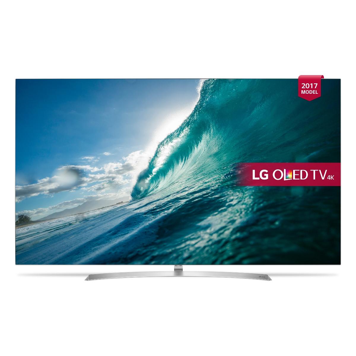 "LG OLED B7 OLED65B7V 65"" Premium 4K Ultra HDR Smart OLED TV £1879 @ Hughes"