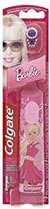 Barbie Colgate battery powered toothbrush only £1 Amazon pantry add 4 get free delivery