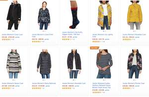 Great prices on Joules at Amazon - Coast jackets are starting at £32