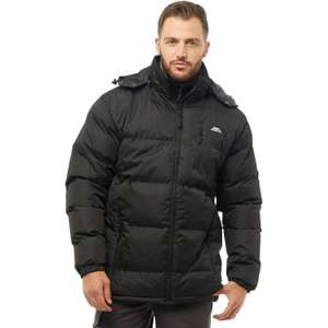 Get ready for Winter.. Mens Tresspass 2000mm waterproof warm coat £34.48 delivered @ MandM