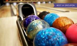 £15 - Bowling And Food For Up To 6 People - The Dunes South Shields - Thursday To Sunday @ Groupon