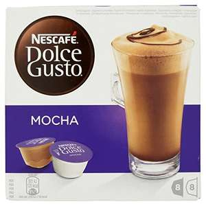 NESCAFÉ Dolce Gusto Mocha Coffee, 16 capsules (8 servings) - £1.78 @ Amazon Pantry (+£2.95 P&P)