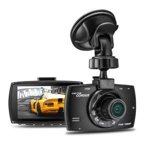 1080p dash cam at Zapals for £9.12