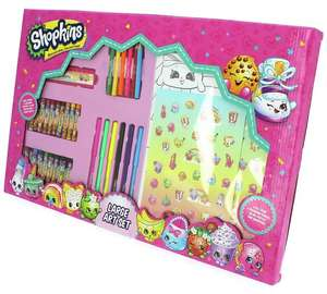 Shopkins Large Art Set £6.99 @ Argos