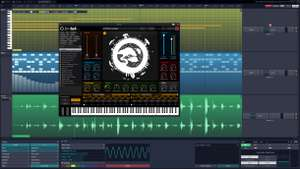Tracktion 7 Digital Audio Workstation - Free @ www.tracktion.com
