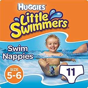 Huggies Disposable Swim Nappy Pants £2.10-2.29@Amazon Pantry (and also qualifies for free delivery with 3 other qualifying items)