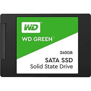 Western Digital Green 240GB SSD for £39.99 delivered @ Amazon