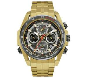 Bulova Men's Precisionist Quartz Chronograph Watch £253.99 @ Argos