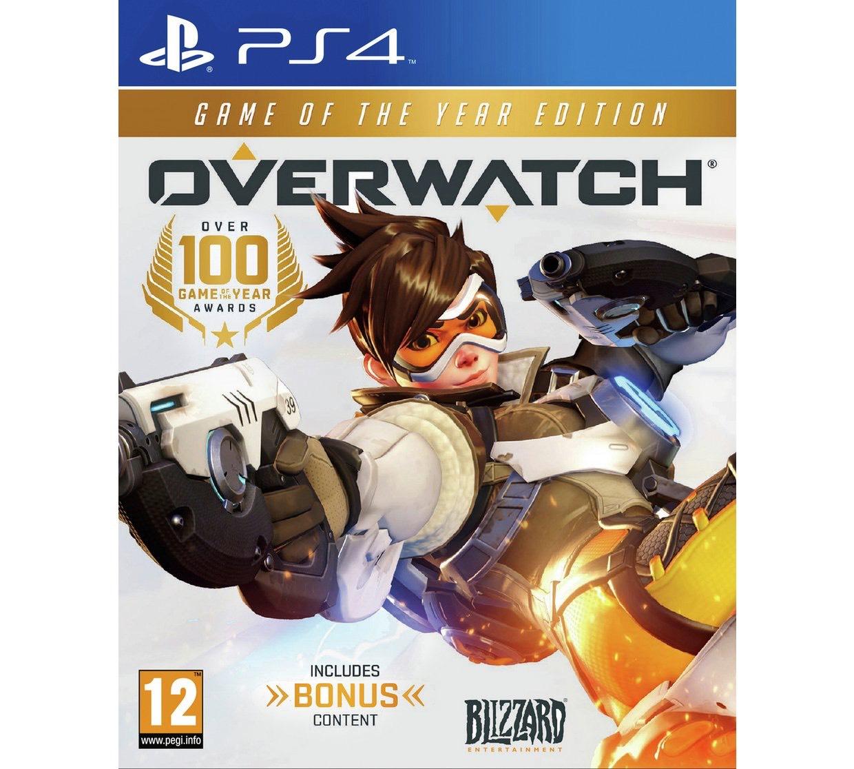 ** Overwatch GOTY ** (PS4 & Xbox One) £16.99 @ Argos