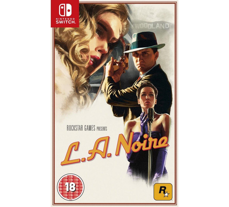 LA Noire (Nintendo Switch) £17.99 @ Argos