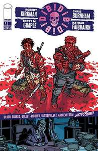 1st digital issue of Die!Die!Die! by Robert (Walking Dead) Kirkman just 2p at Amazon