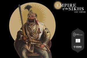"Free Entry for the ""Empire of the Sikhs"" Exhibition - Brunei Gallery"