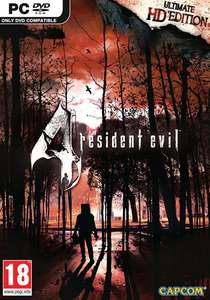 Resident Evil 4: The Ultimate HD Edition Steam Key £3.33 @ Gamesplanet