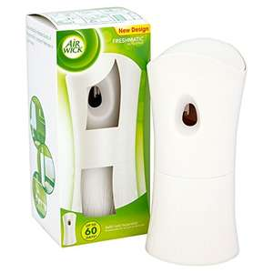 Air Wick Air Freshener, Freshmatic Auto Spray, Gadget, Single £1 @ amazon pantry £2.99 delivery per box