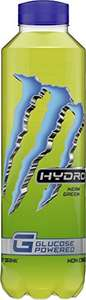 Monster Hydro Mean Green Energy Drink, 550 ml 52p @ amazon pantry £2.99 delivery per box