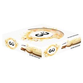 GU New York vanilla cheesecake only £1.50 at Heron (£4 at Waitrose)