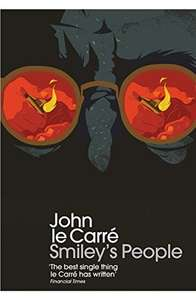 Books by John le Carre from 99p on Kindle including: Smiley's People