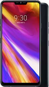 LG G7 ThinQ 30GB Data on O2 24 Month - £30.50 per month (£732) @ Mobile phones direct