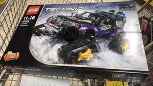 Lego all terrain vehicle £75 @ Tesco - Beeston, Nottingham
