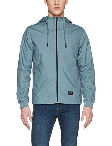Men's large Jack and Jones Jcovergas Jacket in blue £8.87 (+£4.49 non Prime) @ Amazon