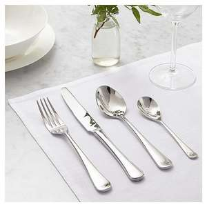 fox and ivy at tesco cutlery sets reduced from 35 29 to. Black Bedroom Furniture Sets. Home Design Ideas