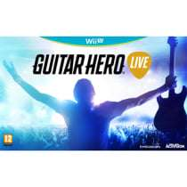 GUITAR HERO LIVE for Wii U £16.99 delivered @ Game