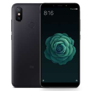 Xiaomi Mi A2 Dual Sim 6GB/128GB - Black £221.00 @ Eglobal Central