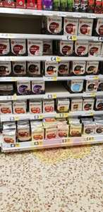 Discounted Kenco Tassimo pods at Tesco for £3. Other pods also with £1 discount @ Tesco