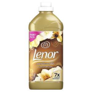 Lenor Fabric Conditioner Gold Orchid Scent, 1.8l, 72 Washes - 60p Amazon Pantry (£2.99 Del)