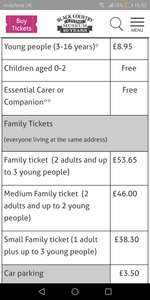 Black Country living museum pay for the day get 12 months entrance